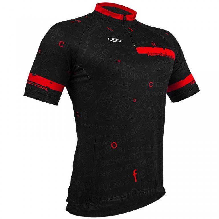 Camisa Ciclismo WorldWide Refactor