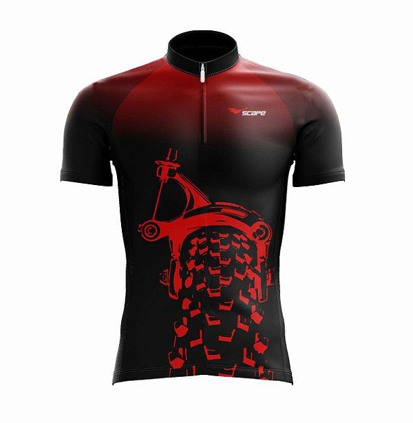 Camisa Ciclismo Pneu Scape