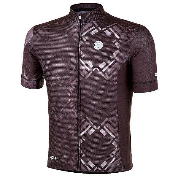 Camisa Ciclismo Fair Cinza Mauro Ribeiro