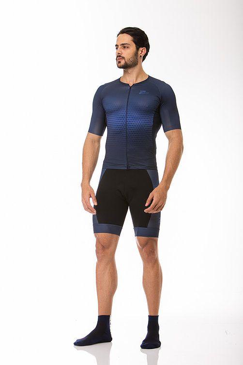 Camisa Ciclismo Elite Scale Z-Nine