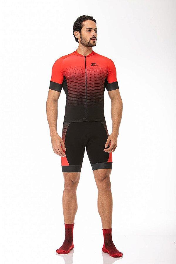 Camisa Ciclismo Sport Blood Z-Nine