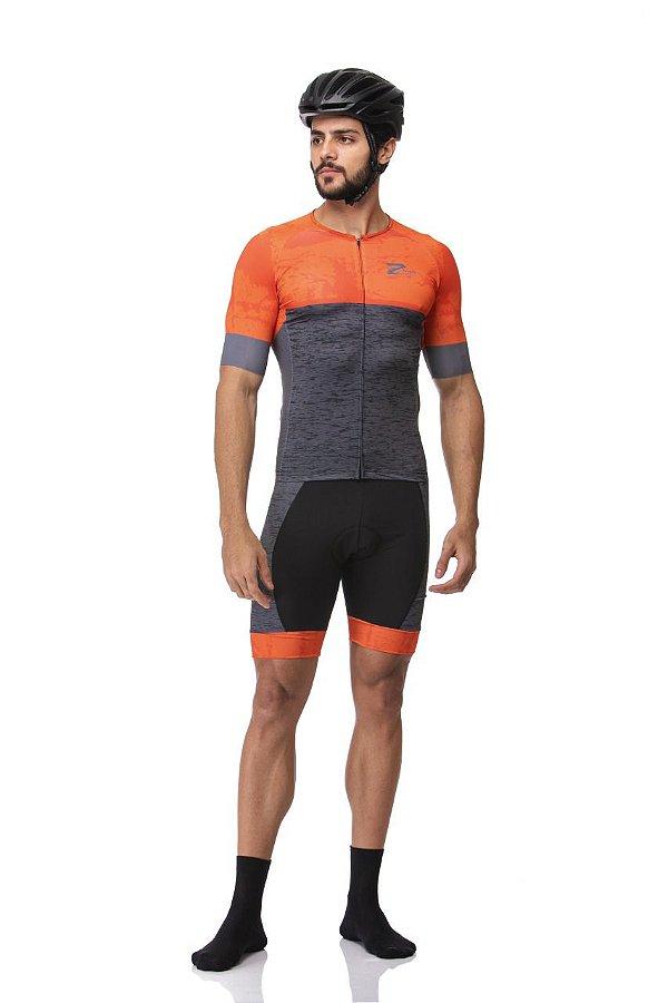 Camisa Ciclismo Elite Dual Mountain Z-Nine
