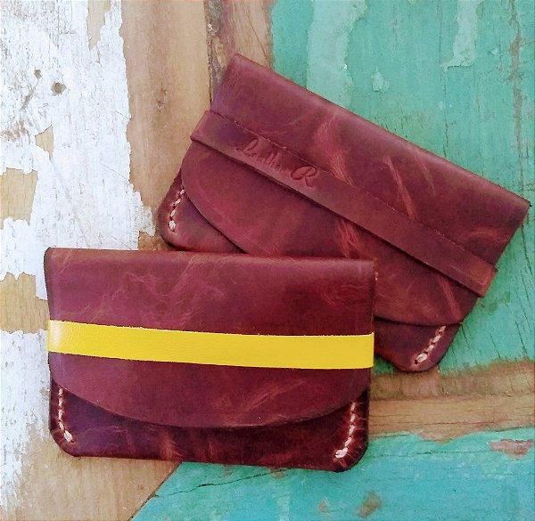 Carteira Slim Bag 1 - linha Cella