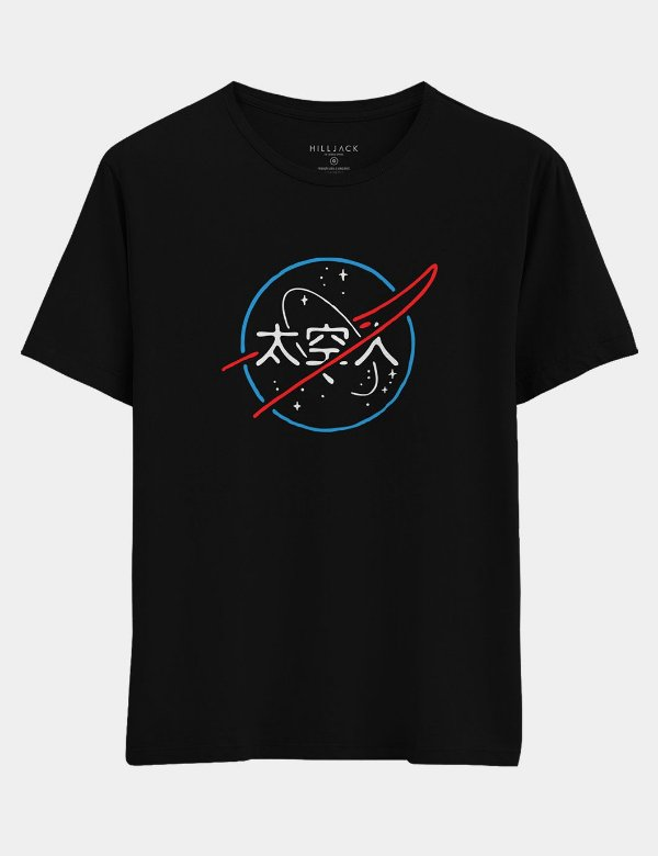 Camiseta Japanese Nasa