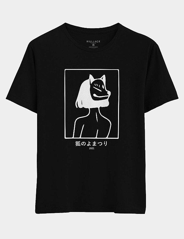Camiseta Kitsune