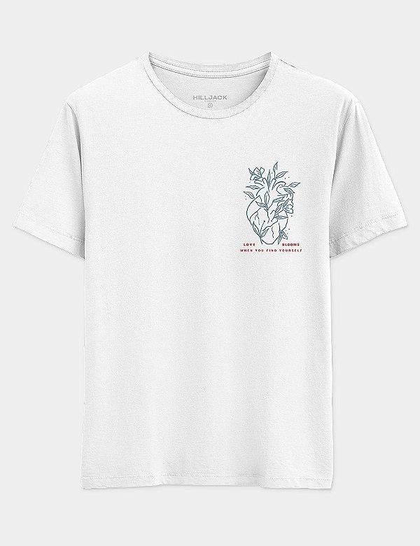 Camiseta Love Blooms