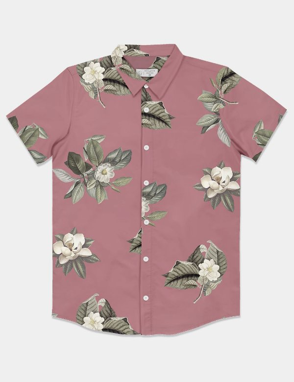 Camisa Dusty Pink