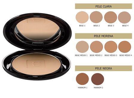 Pó Compacto de Alta Cobertura Skin Perfection Eudora - 9g