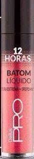 Batom Liquido Metálico 12 Horas Dailus Pro - Summer Metalic