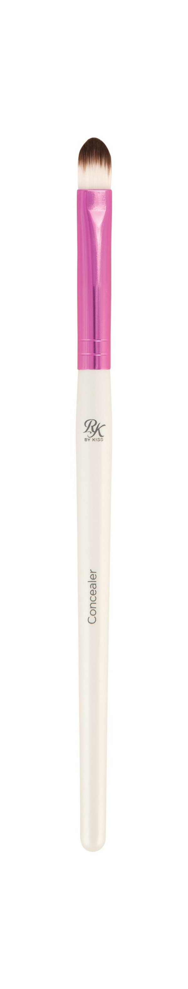 Pincel para Aplicação de Corretivo e Sombra Cremosa - Concealer - RK by Kiss - RMUB07