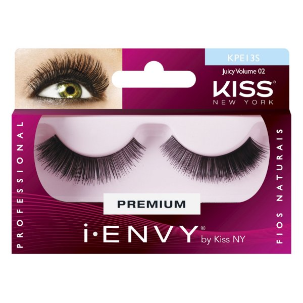 Cilios Postiços Juicy Volume 02 I-ENVY Kiss New York - KPE13S