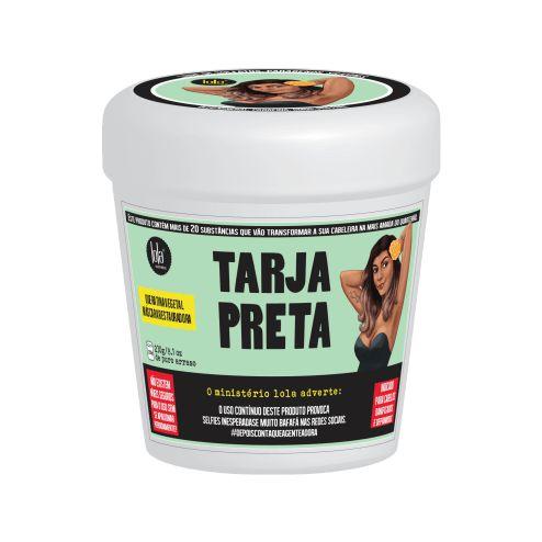 Máscara Restauradora Tarja Preta Lola Cosmetics 230 g