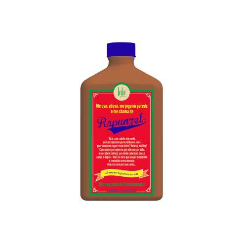 Shampoo Rejuvenescedor Rapunzel Lola Cosmetics Cronograma do Crescimento - 250 ml