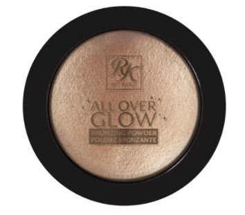 Bronzer e Iluminador All Over Glow RK by Kiss - Light Glow 11,6g