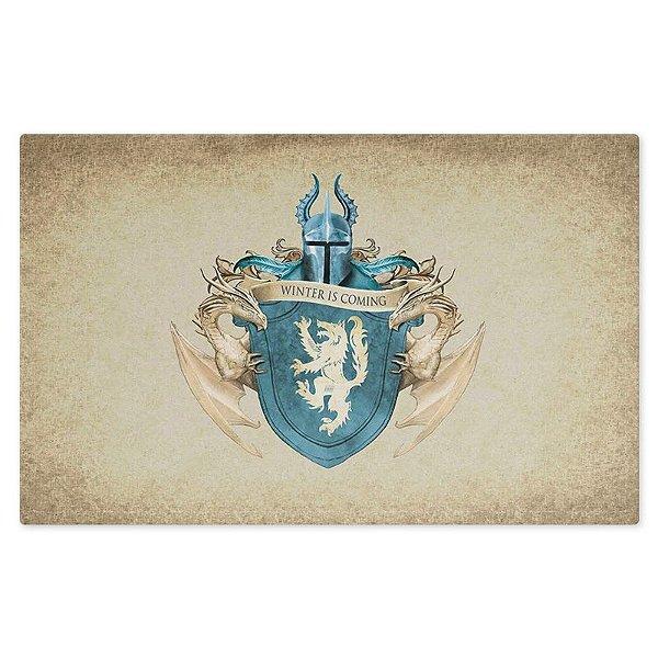 Jogo Americano (Kit 4 Unidades) Nerderia e Lojaria game of thrones 03 colorido