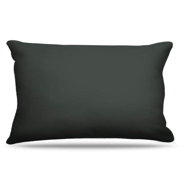 Fronha Para Travesseiros Nerderia e Lojaria cinza colorido