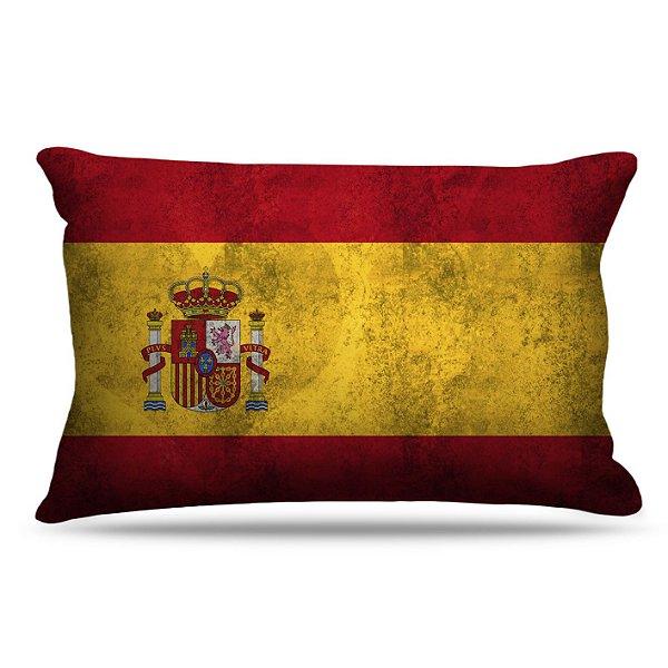 Fronha Para Travesseiros Nerderia e Lojaria espanha colorido