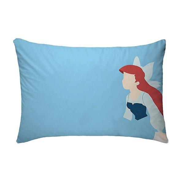 Fronha Para Travesseiros Nerderia e Lojaria princesa alicias2 colorido