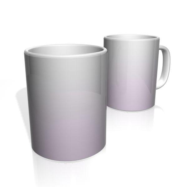 Caneca De Porcelana Nerderia e Lojaria purple degrade colorido