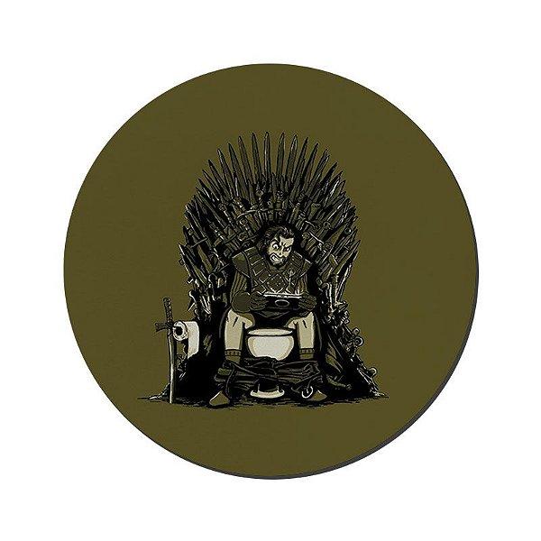 MOUSE PAD GAMER PEQUENO 20x24 cm Nerderia e Lojaria game of tronos colorido
