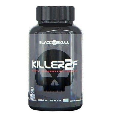 Killer 2F 60 Cápsulas - Black Skull