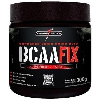 BCAA Fix 300g - IntegralMédica