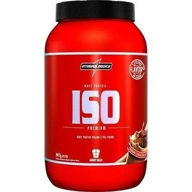 Whey ISO Premium 907g - IntegralMédica