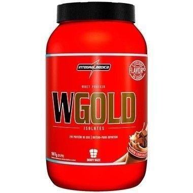 WGold Isolates 907g - IntegralMédica