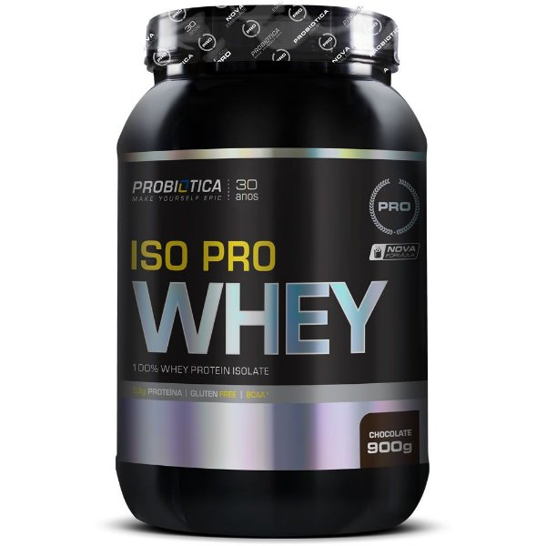 Iso Pro Whey Protein 900g - Probiótica