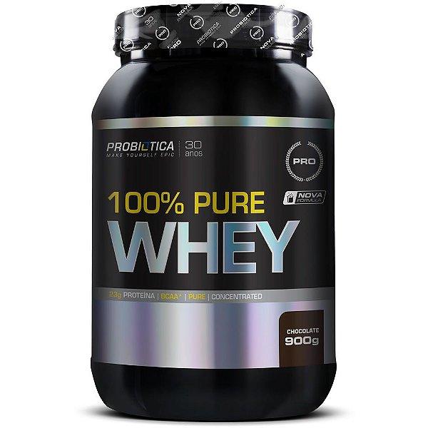 100% Pure Whey 900g - Probiótica