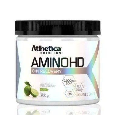 Amino HD 8:1:1 200g - Atlhetica Nutrition