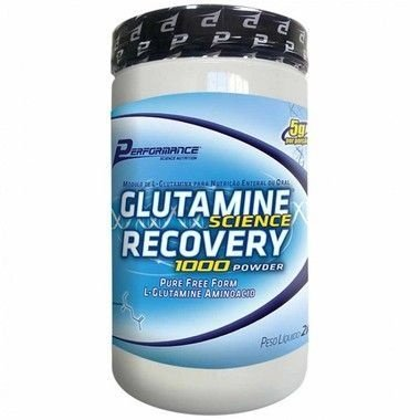 Glutamina Science Recovery 1000 Powder 2kg - Performance Nutrition