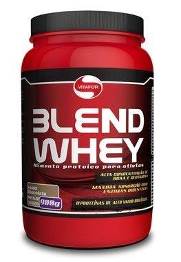 Blend Whey Protein 900g - Vitafor