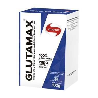 Glutamina Glutamax 20 Sachês de 5g - Vitafor