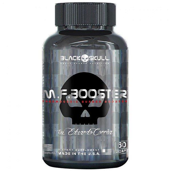 M.F. Booster 60 Cápsulas - Black Skull