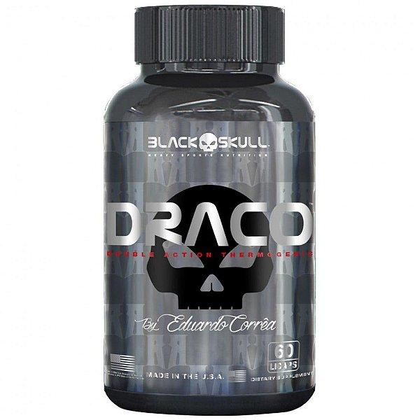 Draco 60 Cápsulas - Black Skull