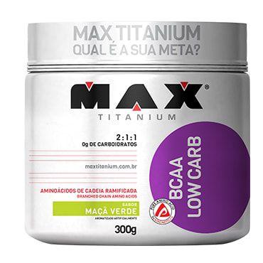 BCAA Low Carb 2:1:1 300g - Max Titanium