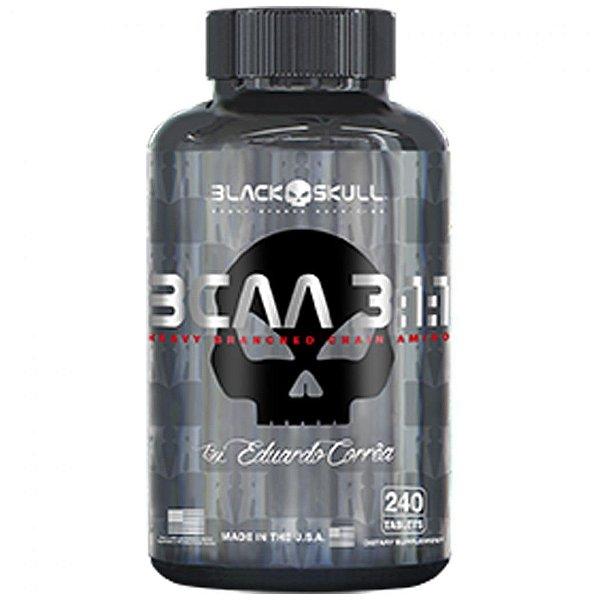 BCAA 3:1:1 240 Tabletes - Black Skull