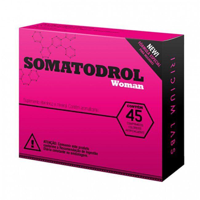 Somatodrol Woman 45 Cápsulas - Iridium Labs