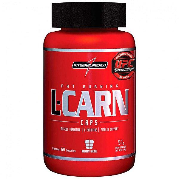 L-Carn 120 Cápsulas - IntegralMédica