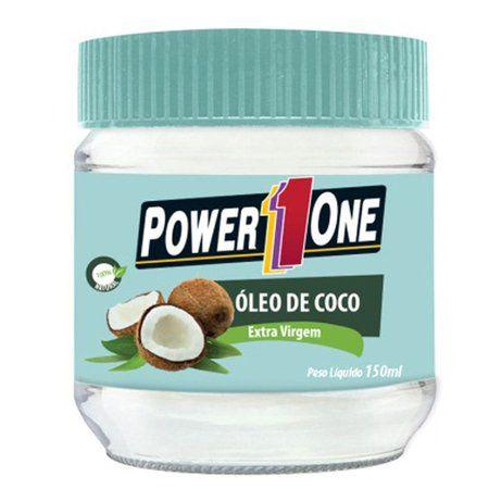 Óleo de Coco 150ml - Power1One