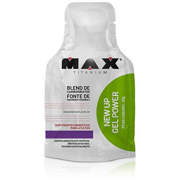 New Up Gel Power - Max Titanium