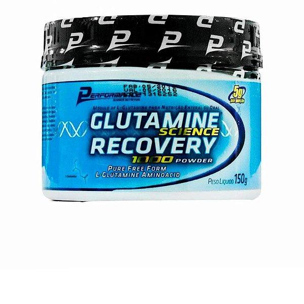 Glutamina Science Recovery 1000 Powder 150g - Performance Nutrition