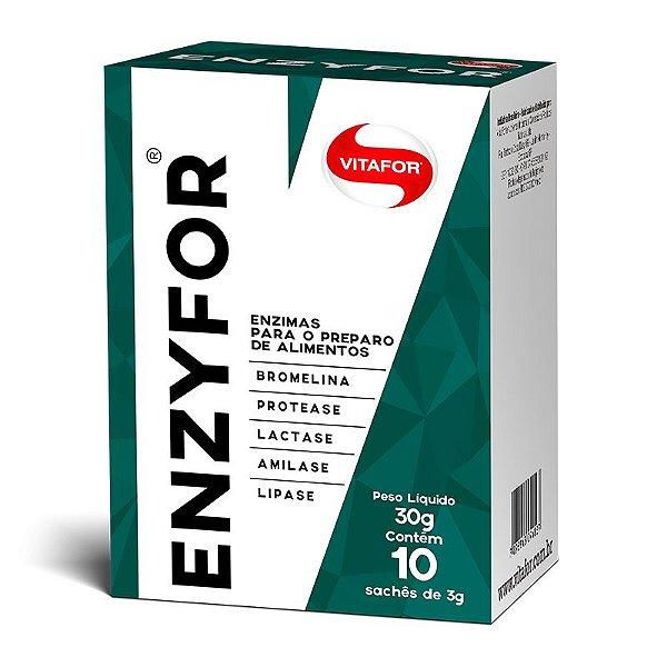 Enzyfor 10 Sachês - Vitafor