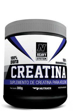 Creatina Classic 100% Pura 300g - Nutrata