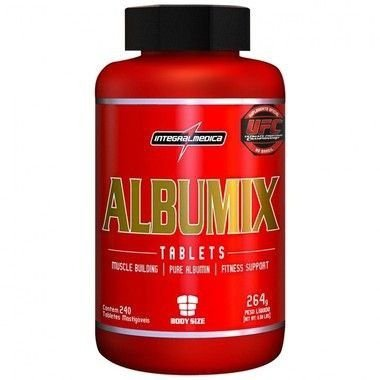 Albumix 240 Tabletes - IntegralMédica