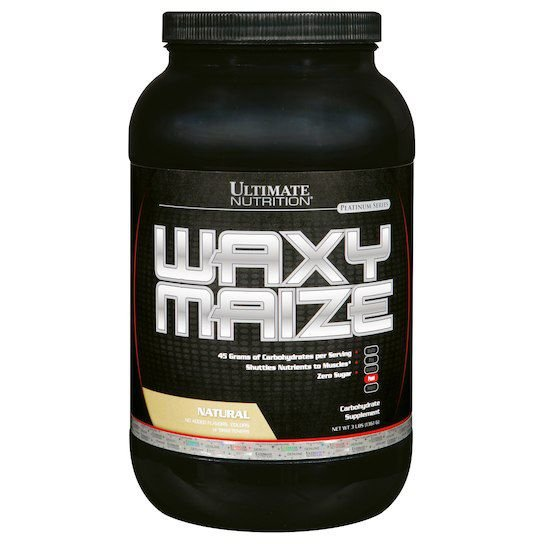 Waxy Maize 1,3kg - Ultimate Nutrition
