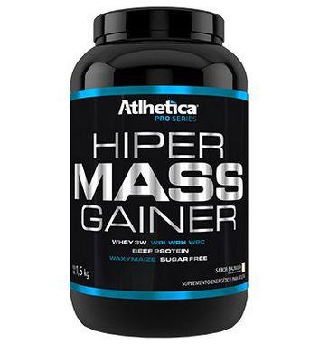 Hiper Mass Gainer Pro Series 1,5kg - Atlhetica Nutrition