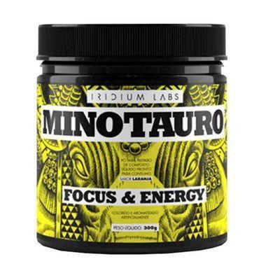 Pré Treino Minotauro 300g - Iridium Labs