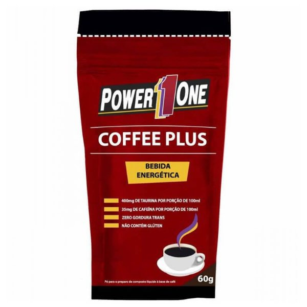 Coffee Plus 60g - Power1One